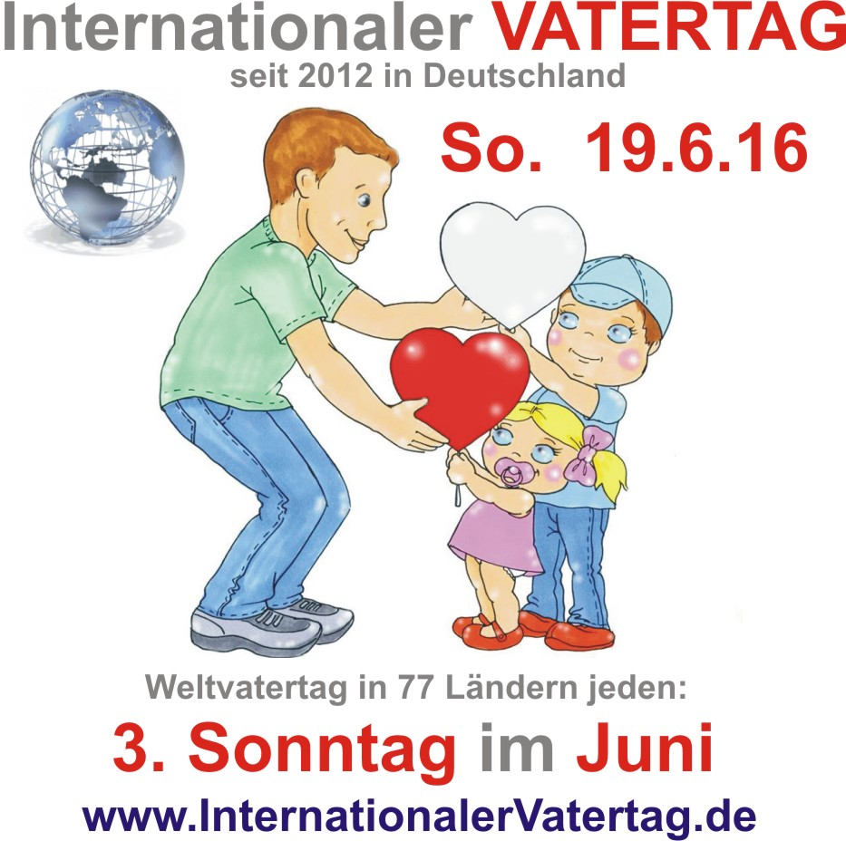5 Internationaler Vatertag