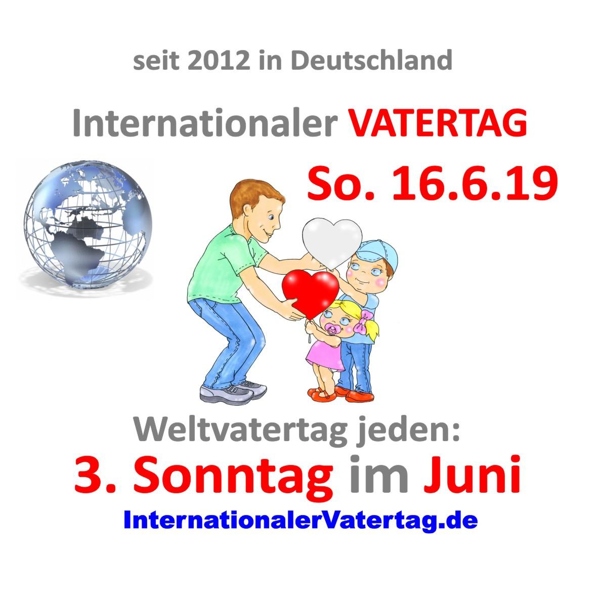 Internationaler Vatertag 8 16062019