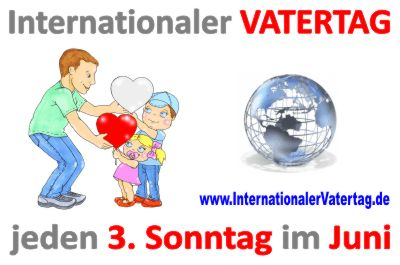 Internationaler Vatertag